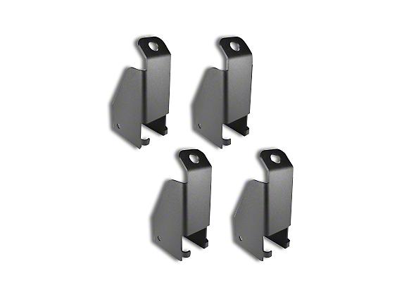 Leitner Designs Bed Rack Load Stops (02-19 RAM 1500)