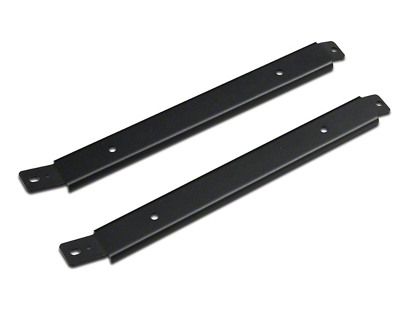 Leitner Designs Bed Rack MAXTRAX Mounting Plate (02-19 RAM 1500)