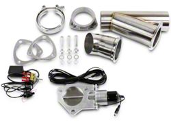 Gms Ram Electronic Exhaust Cutout System 2 5 In R100381 02 19