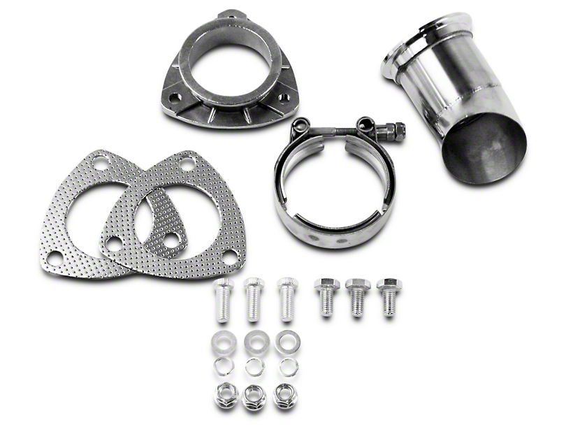 GMS Exhaust Cutout Adjustable Turn Down - 2.5 in. (02-19 RAM 1500)