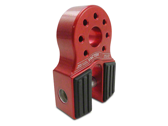 Factor 55 FlatLink - Red (02-19 RAM 1500)