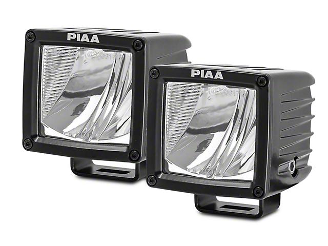 PIAA RF Series 3 in. LED Light Cubes - Driving Beam - Pair