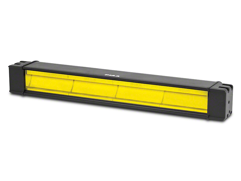 PIAA RF Series 18 in. Yellow LED Light Bar - Fog Beam