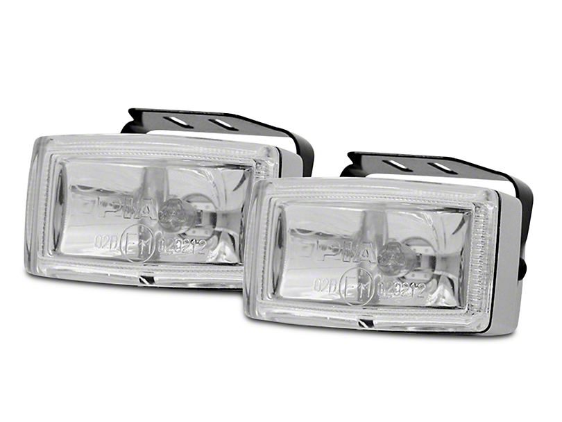 PIAA 2000 Series XTreme White Plus Halogen Lights - Fog Beam - Pair
