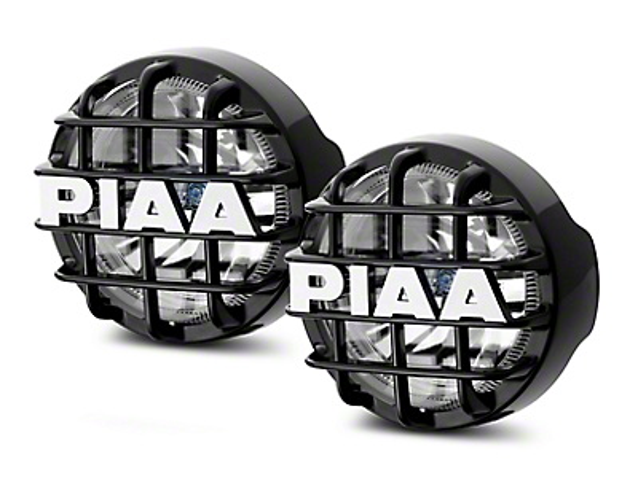 PIAA 510 Series 4 in. Round Xtreme White SMR Lights - Driving Beam - Pair