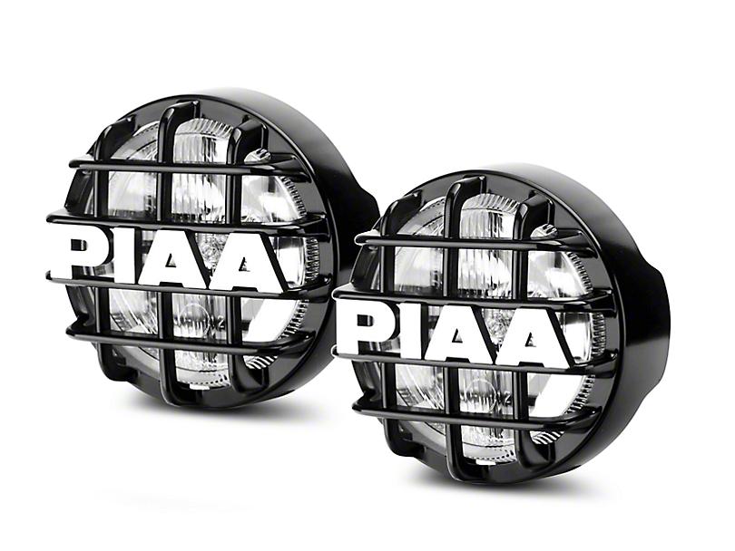 PIAA 510 Series 4 in. Round ATP Halogen Lights - Pair