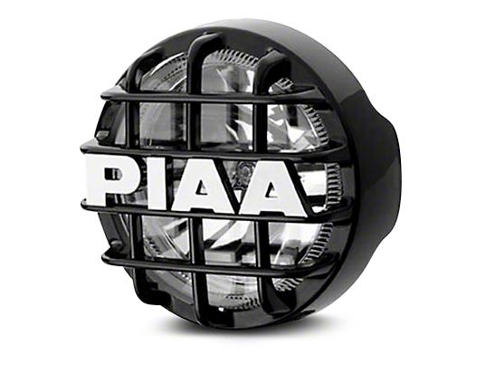 PIAA 510 Series 4 in. Round Xtreme White SMR Light - Driving Beam