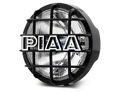 PIAA 520 Series 6 in. Round ATP Xtreme White Halogen Light - Spot Beam (02-18 RAM 1500)