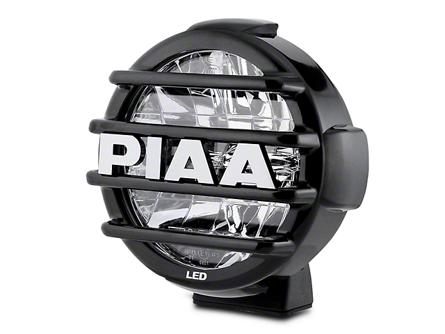 PIAA LP570 7 in. Round LED Light - Driving Beam