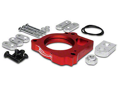 Airaid PowerAid Throttle Body Spacer (2002 4.7L RAM 1500)