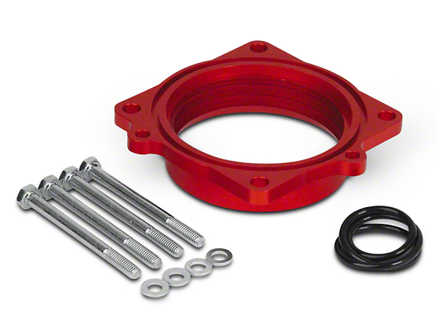 Airaid PowerAid Throttle Body Spacer (03-08 5.7L RAM 1500)