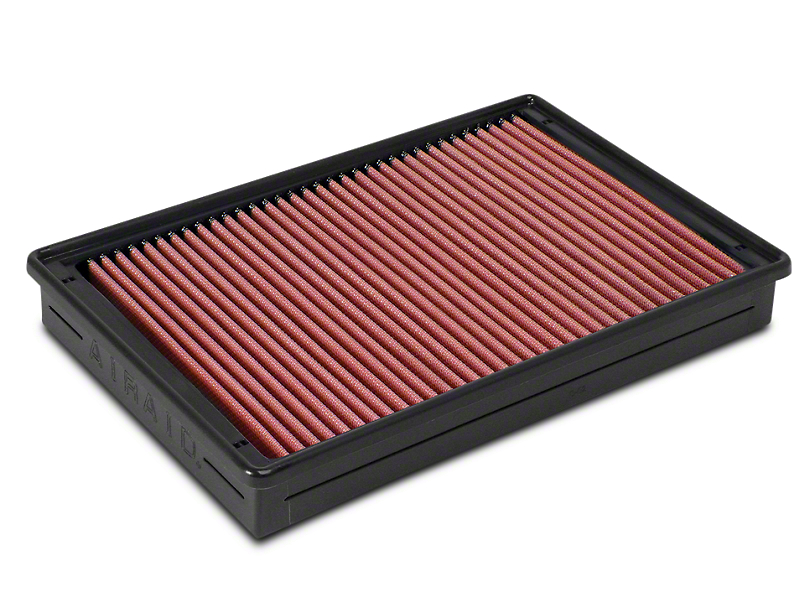 Airaid Direct Fit Replacement Air Filter - SynthaFlow Oiled Filter (02-18 3.7L, 4.7L, 5.7L, 5.9L RAM 1500)