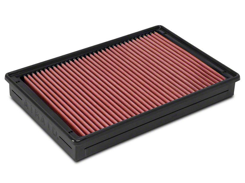 Airaid Direct Fit Replacement Air Filter - SynthaMax Dry Filter (02-18 3.7L, 4.7L, 5.7L, 5.9L RAM 1500)