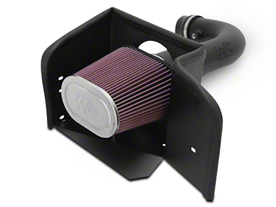K&N Series 57 FIPK Cold Air Intake (02-12 4.7L RAM 1500)