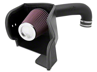 K&N Series 57 FIPK Cold Air Intake (09-14 5.7L RAM 1500)