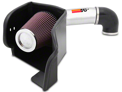 K&N Series 77 High Flow Performance Cold Air Intake (09-18 5.7L RAM 1500)