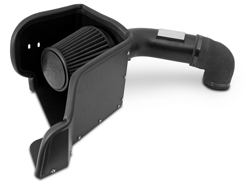 K&N Blackhawk Cold Air Intake (09-18 5.7L RAM 1500)