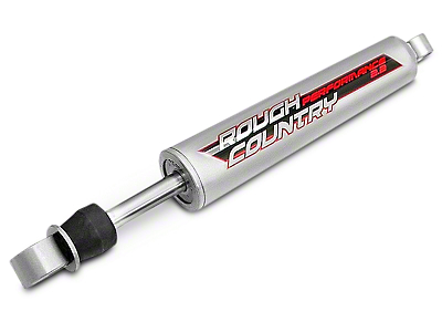 Rough Country Performance 2.2 Rear Shock for 4 in. Lift (09-18 4WD RAM 1500)