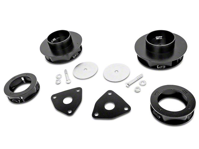 Rough Country 2.5 in. Suspension Lift Kit (12-18 4WD RAM 1500 w/o Air Ride)
