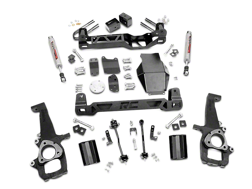 Rough Country 6 in. Suspension Lift Kit (06-08 4WD RAM 1500)