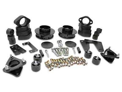 Rough Country 3.75 in. Suspension & Body Lift Combo Kit (09-11 4WD RAM 1500, Excluding TRX4)