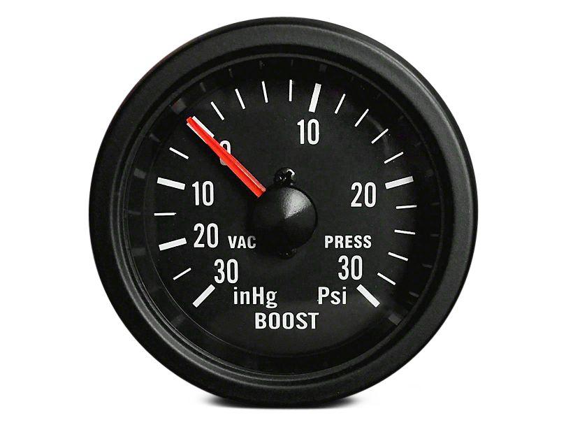 Prosport Gauges Vacuum Gauge 2 1//16 Mechanical Amber//White Performance Series 52mm