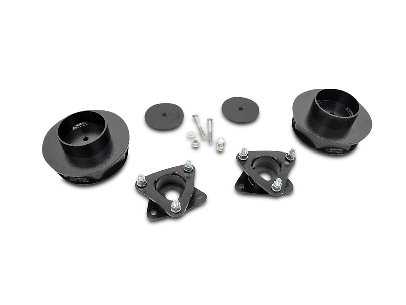 Rough Country 2.5 in. Suspension Lift Kit (09-11 4WD RAM 1500, Excluding TRX4)