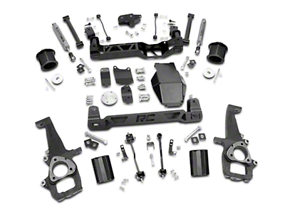 Rough Country 6 in. Suspension Lift Kit (09-11 4WD RAM 1500, Excluding TRX4)