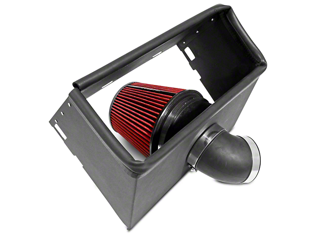 Spectre Performance Cold Air Intake - Black (14-18 3.0L EcoDiesel RAM 1500)