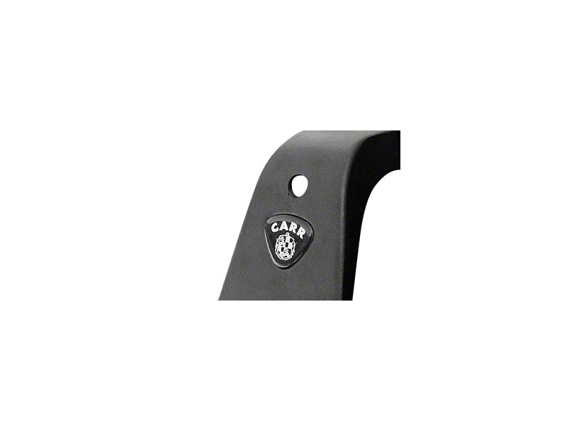 Carr Deluxe Light Bar - Black (02-19 RAM 1500)