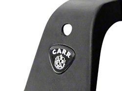 Carr Deluxe Light Bar; Black (02-21 RAM 1500)