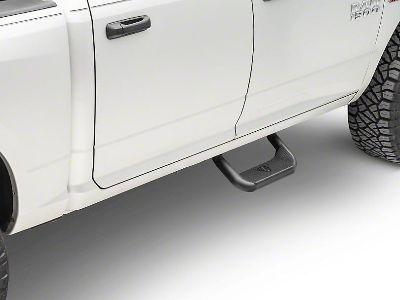 Carr Super Hoop Steps - Black (09-18 RAM 1500)