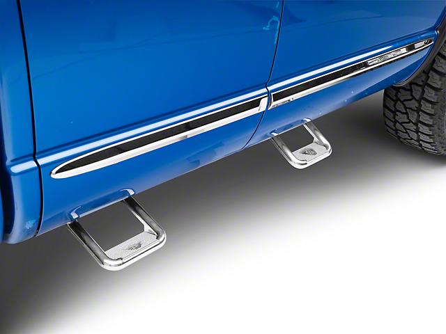 Carr Hoop II Steps - Polished (02-08 RAM 1500)
