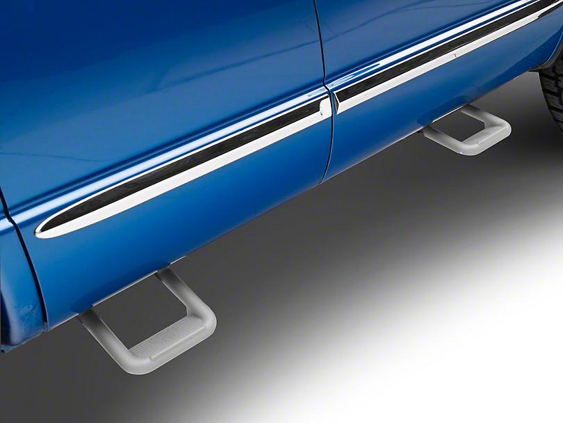 Carr Hoop II Steps - Titanium Silver (02-08 RAM 1500)