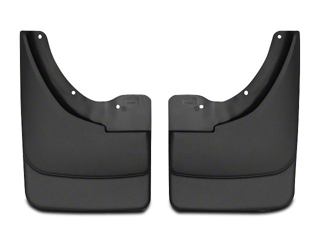 Husky Custom Molded Front Mud Guards (02-08 RAM 1500 w/o Fender Flares)