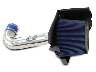 BBK Chrome Cold Air Intake (03-08 5.7L RAM 1500)