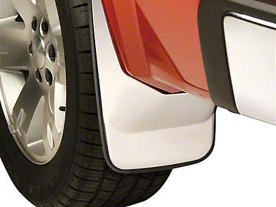 Putco Form Fitted Rear Mud Skins (02-08 RAM 1500)
