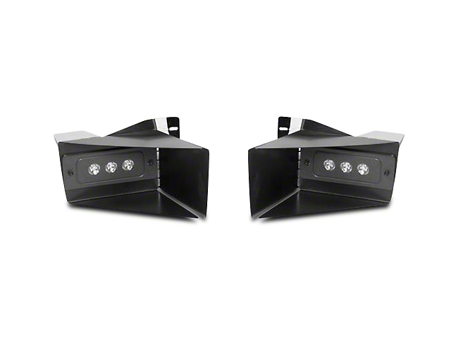 Putco Luminix LED Fog Lights - Pair (09-12 RAM 1500)