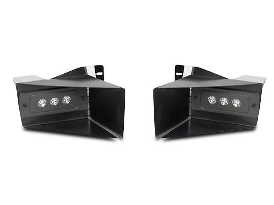 Putco Luminix LED Fog Lights - Pair (09-12 RAM 1500)