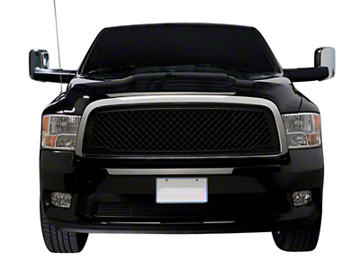 Putco Boss Mesh Upper Replacement Grille (09-12 RAM 1500)