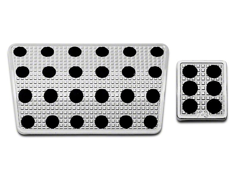 Putco Liquid Pedal Covers - Track Design (09-18 RAM 1500)