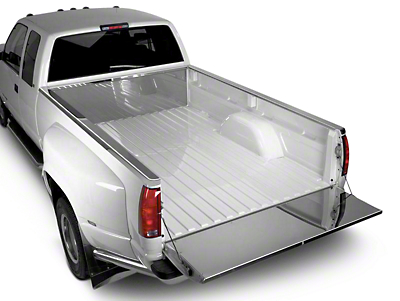 Putco 2-Piece Stainless Steel Full Tailgate Protector (02-07 RAM 1500)