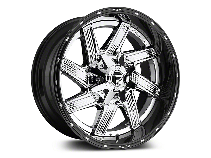 Fuel Wheels Moab Chrome 5-Lug Wheel - 20x9 (02-18 RAM 1500, Excluding Mega Cab)