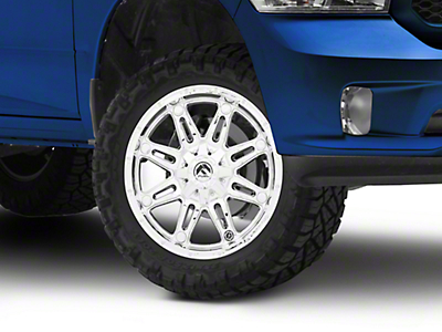 Fuel Wheels Hostage Chrome 5-Lug Wheel - 20x9 (02-18 RAM 1500, Excluding Mega Cab)
