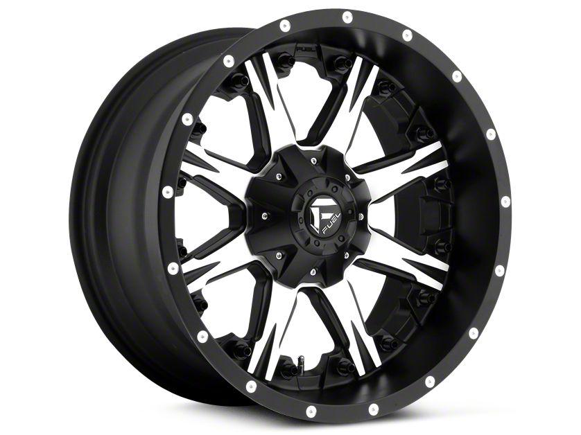 fuel wheels ram nutz black machined 5 lug wheel 20x9 r101002 02 2013 Ram 1500 Mega Cab fuel wheels nutz black machined 5 lug wheel 20x9 02 18 ram