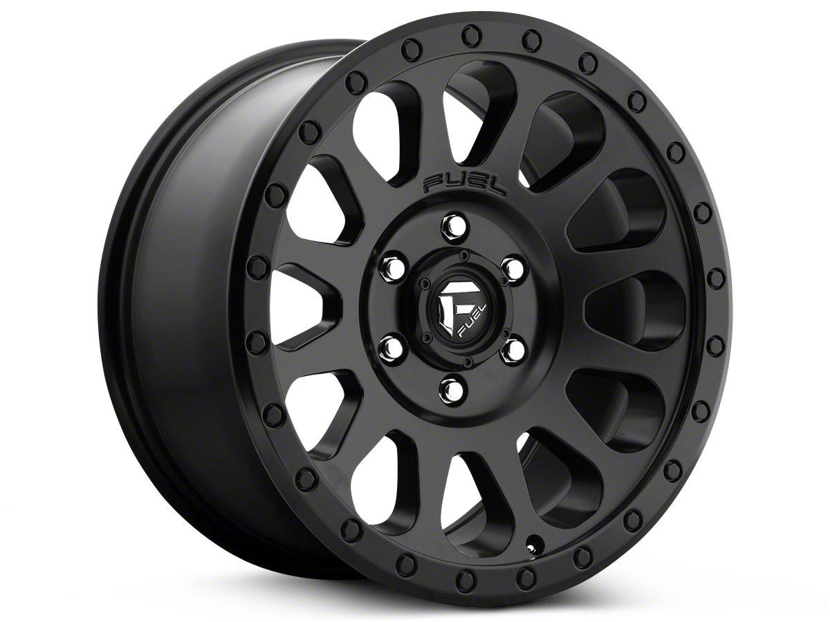 Dodge Ram Rims >> Fuel Wheels Vector Matte Black 5 Lug Wheel 20x9 02 18 Ram 1500 Excluding Mega Cab