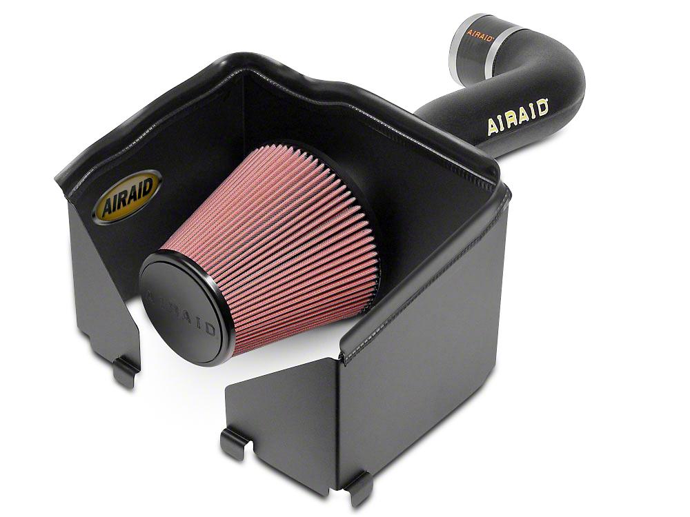 Airaid Cold Air Dam Intake w/ SynthaMax Dry Filter (02-05 4.7L RAM 1500; 06-07 4.7L RAM 1500 w/ Hood Mat)