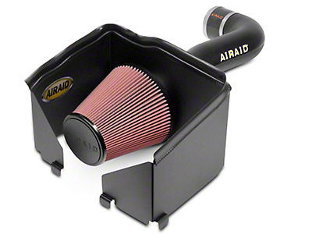 Airaid Cold Air Dam Intake w/ SynthaFlow Oiled Filter (02-05 4.7L RAM 1500; 06-07 4.7L RAM 1500 w/ Hood Mat)