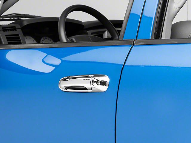 Chrome Door Handle Covers (02-08 RAM 1500 Regular Cab, Quad Cab)