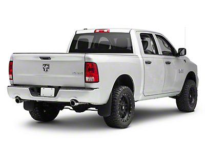 Husky Custom Molded Rear Mud Guards (09-18 RAM 1500)